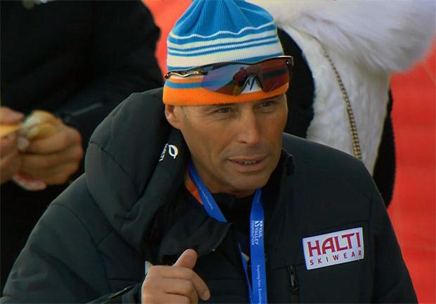 Markus Waldner, responsable de la Copa del Mundo masculina FOTO: Youtube
