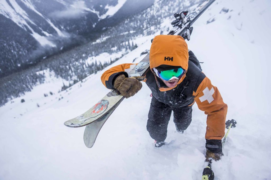 Helly Hansen Kicking Horse Resort