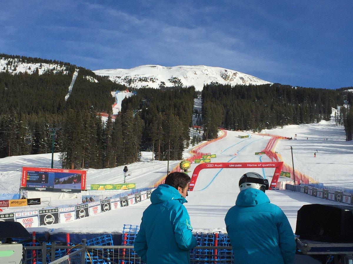 El diseño de las pistas es otro factor para ofrecer un mayor espectacularidad FOTO: @AlpineSkiWC