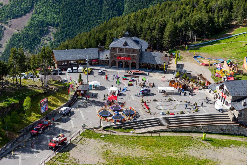 Vallnord Bike Park La Massana ha consolidado su imagen y se posiciona como uno de los parques de referencia internacional
