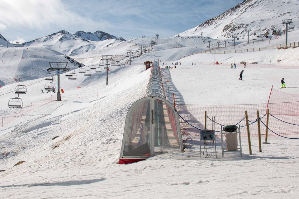 El grupo Nozar gestiona el complejo invernal de Boí Taüll Resort
