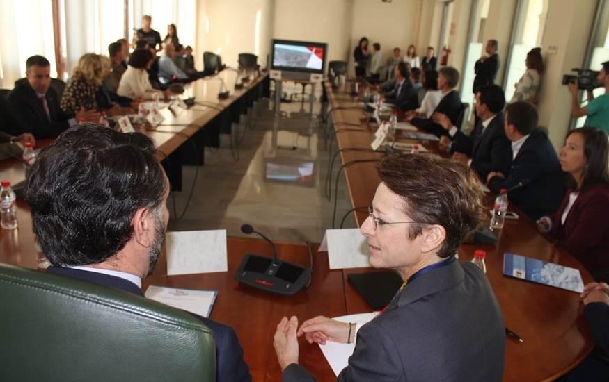 El comité de honor del Mundial se ha formdo con implicación de todas las instituciones