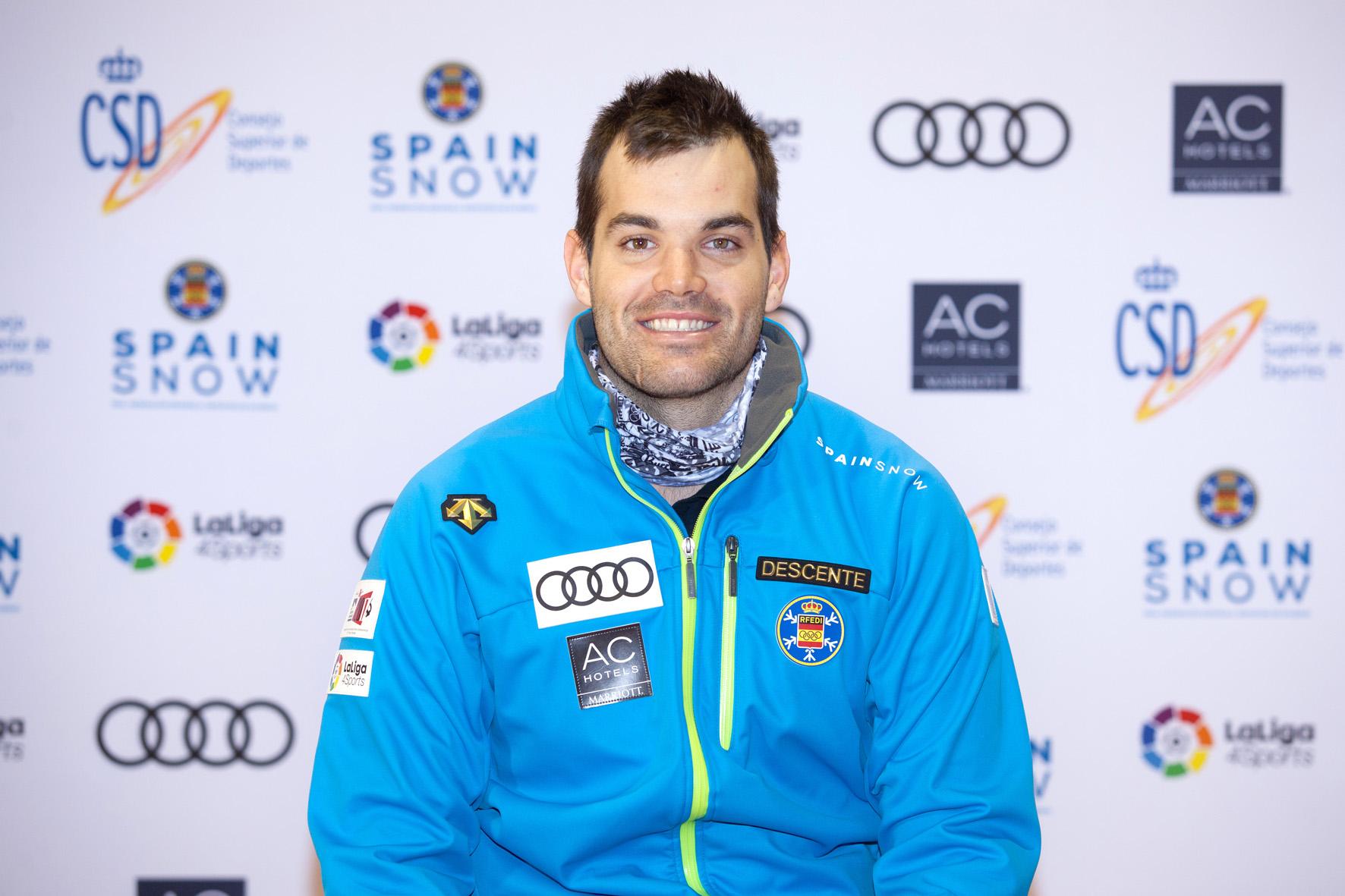 Salarich, campeón de España absoluto de slalom FOTO:  Alejandro Molina