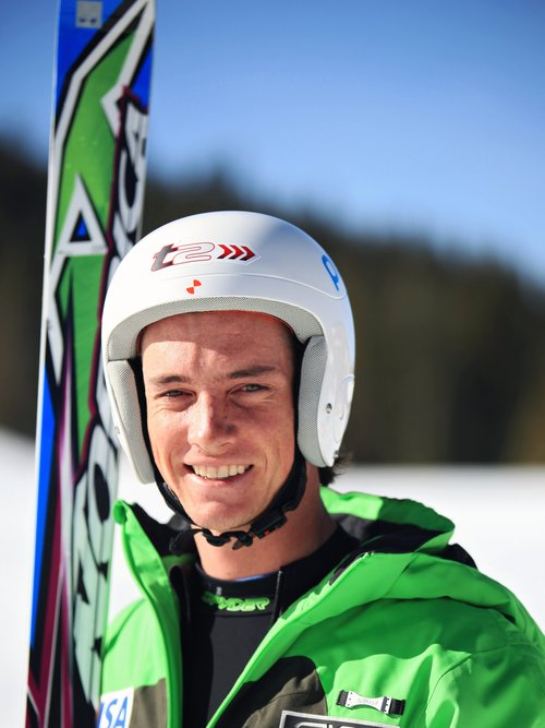 Brenan Rubi fue de quien partió la idea de 'Under the suit' FOTO: http://www.alpine-aspirations.com