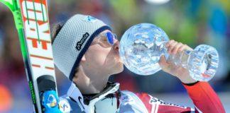 Henrik Kristoffersen ha aceptado las condiciones de su federación para volver a competir FOTO: redbull contentpool