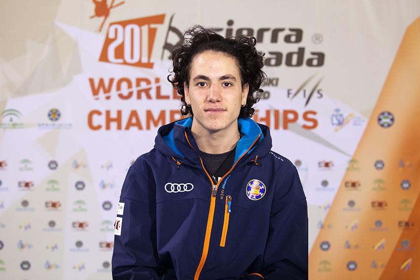 Gerard García quiere estar en el Mundial de Sierra Nevada 2017 FOTO: RFEDI