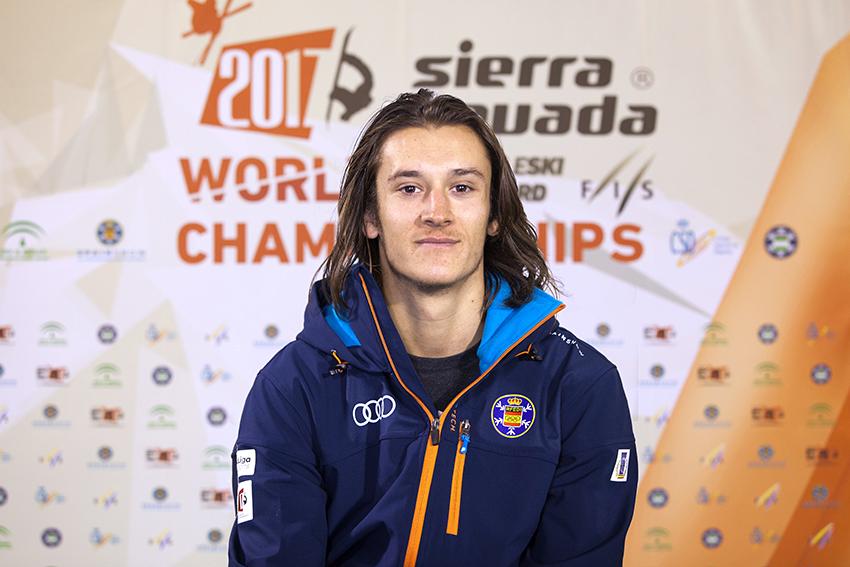 Javier Lliso ya fue tercero el año pasado en una prueba de la Copa de Europa FOTO: RFEDI