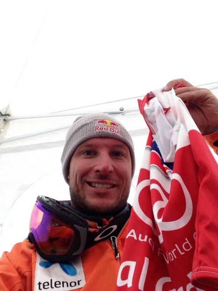 Aksel Lund Svindal vuelve a competir tras superar una grave lesión de rodilla FOTO: Twitter Svindal