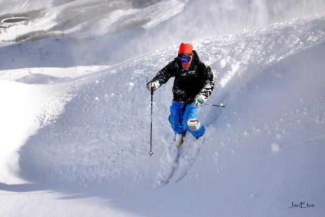 esquí en gourette