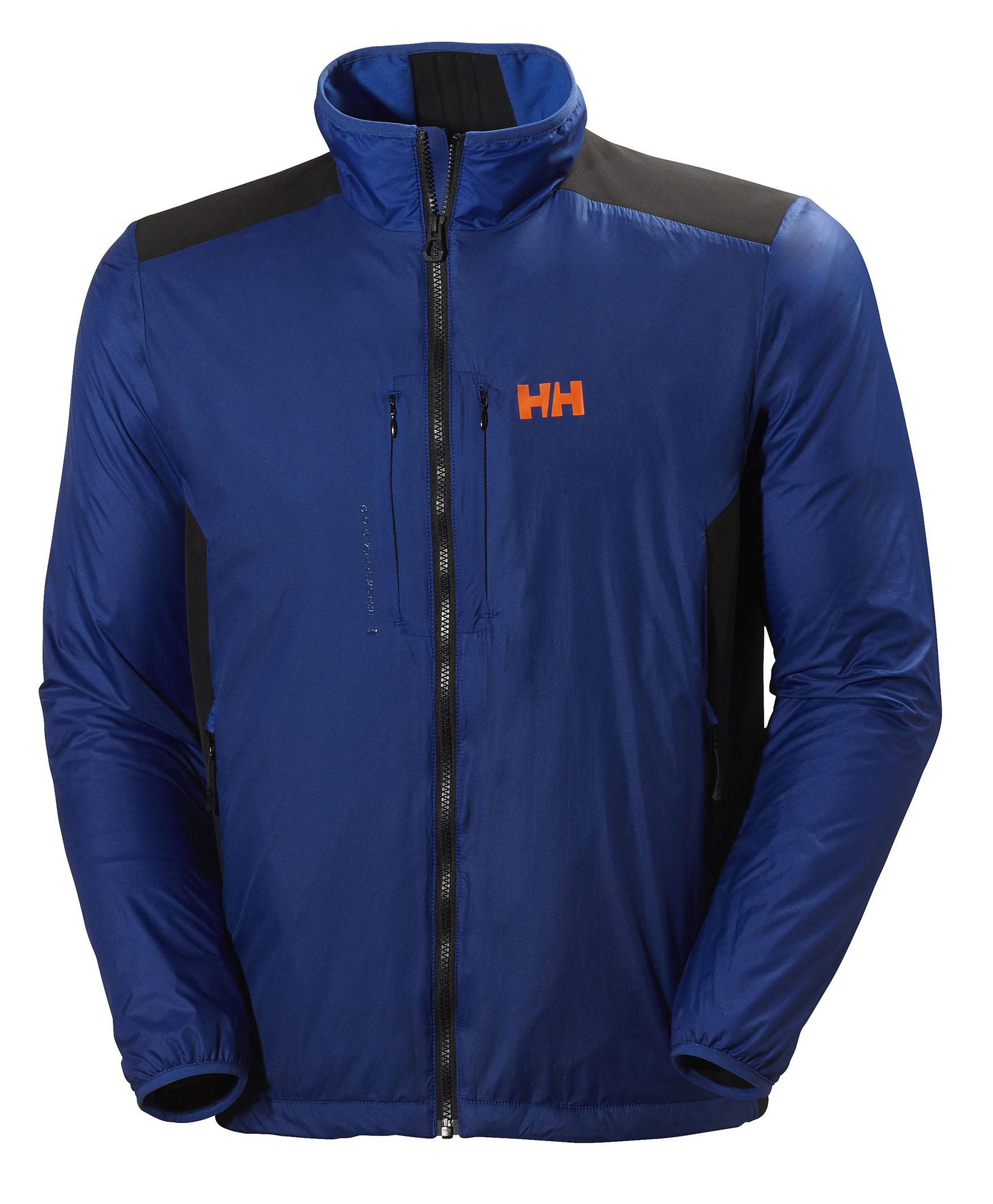Este modelo constituye una versátil y técnica chaqueta ideal para actividades FOTO: Helly Hansen