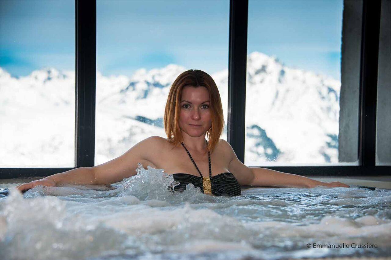 El Pirineo francés, cuna de los baños termales en Europa FOTO: Les Pyrénées