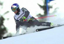 Alexis Pinturault admite que su segunda manga del gigante de Garmisch del domingo fue para olvidar FOTO: Eurosport
