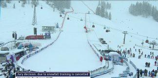 El descenso femenino de Altenmarkt se disputará mañana en lugar de la combinada FOTO: Eurosport