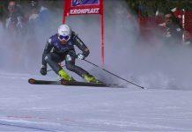 Federica Brignone ha ganado el gigante de Kronplatz delante de la afición italiana FOTO: Eurosport