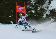 Hannes Reichelt ha sido el ganador del segundo descenso en Garmisch Partenkirchen FOTO: Eurosport