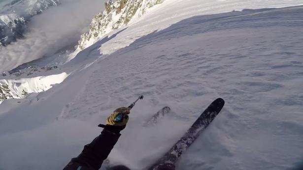 esquí fuera pista