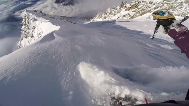 El esquí fuera pista requiere tener la cabeza amueblada
