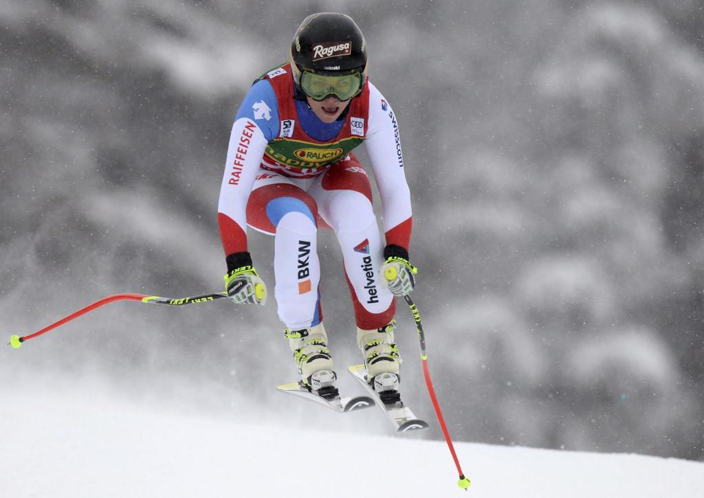 Lara Gut busca su primer oro en un Mundial. Y lograrlo delante de su afición FOTO: Eurosport