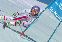 Anna Veith será operada el martes de la rodilla y se despide de la temporada FOTO: Eurosport
