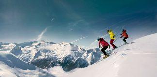 Ax 3 Domaines está muy cerca de la Cerdanya y es una estación muy completa y desconocida para el esquiador español FOTO: Les Pyrénées