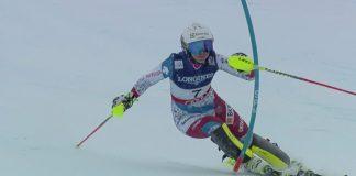 Wendy Holdener es la nueva campeona del mundo de combinada FOTO: Eurosport