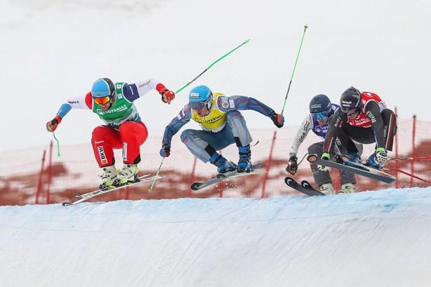 skicross sierra nevada