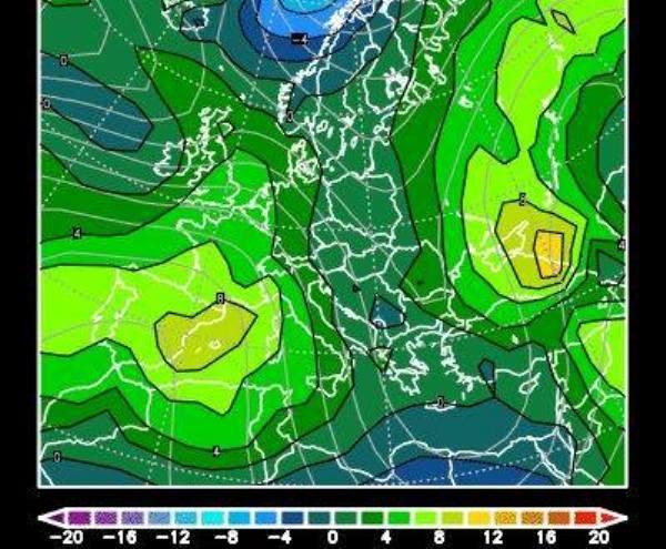 Las temperaturas subirán transitoriamente este viernes y sábado