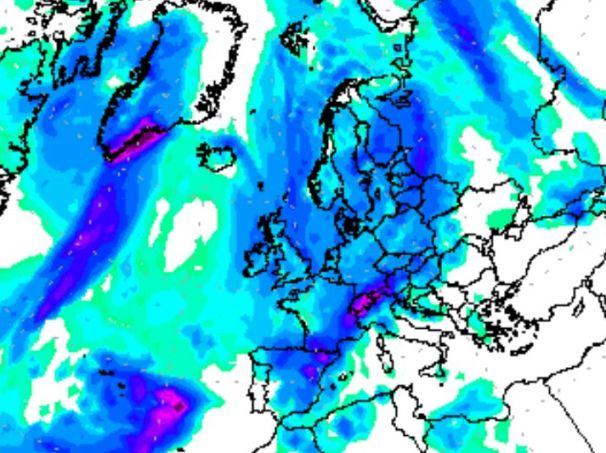 Previsión del tiempo el miércoles 26 de abril