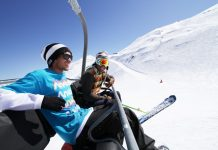 La fiesta inundará ambas pistas de los Pirineos franceses