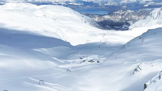 El área descubre una de las zonas más paradisíacas para la práctica del deporte blanco