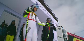 Lindsey Vonn acapara todos los focos dentro y fuera de las pistas FOTO: Eurosport