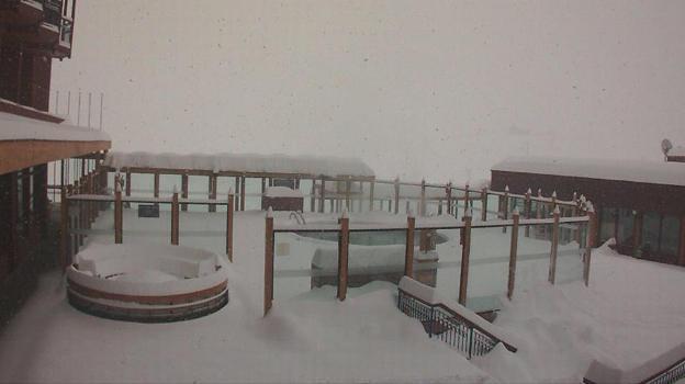 La nevada de los últimos días ha sido clave para la apertura de las pistas