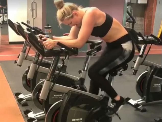 Rutina de entrenamiento de Lindsey Vonn
