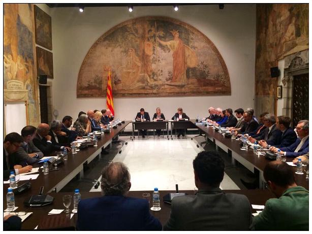 La candidatura Barcelona Pirineus tiene todo el soporte de la FCEH