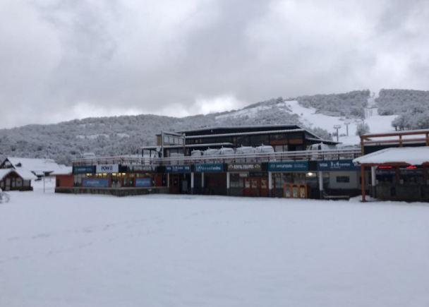 Cerro Chapelco a las puertas de la apertura