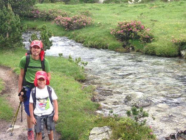 Carros de Foc, una ruta para los amantes de la montaña, apta para ir con niños