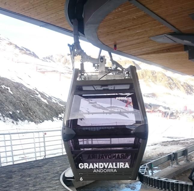 La apertura del telecabina dels Pioners, otra puerta a la bicicleta de montaña