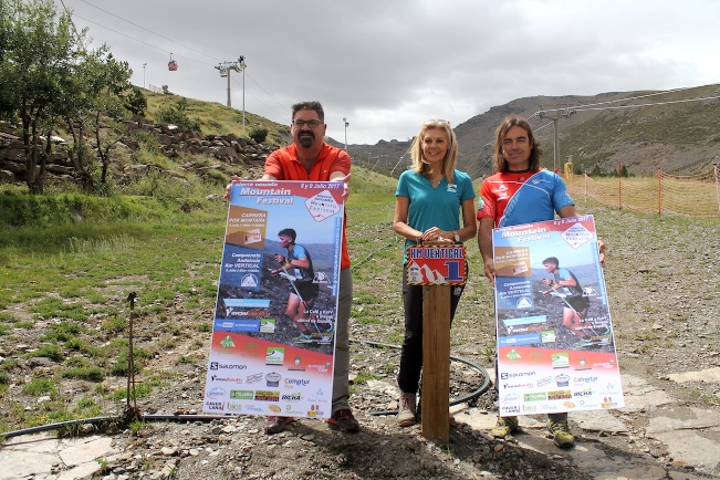 El Mountain Festival se compone de dos pruebas, la Carrera de Montaña y el Kilómetro Vertical, con la participación de la nadadora Mireia Belbonte