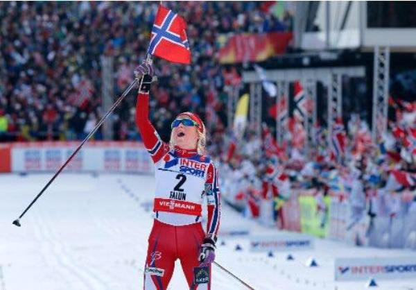 La noruega cumplirá sanción hasta el próximo 17 de abril del 2018