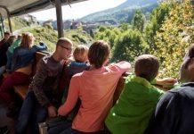 El Tren del Ciment, un bonito viaje para toda la familia