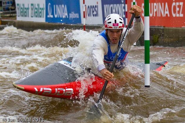 Ander Elosegi, 8º en los JJOO de Río 2016, ya está concentrado en la Seu d'Urgell