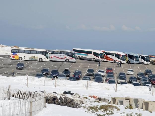 El parking de Béjar dispondrá de 700 nuevas plazas