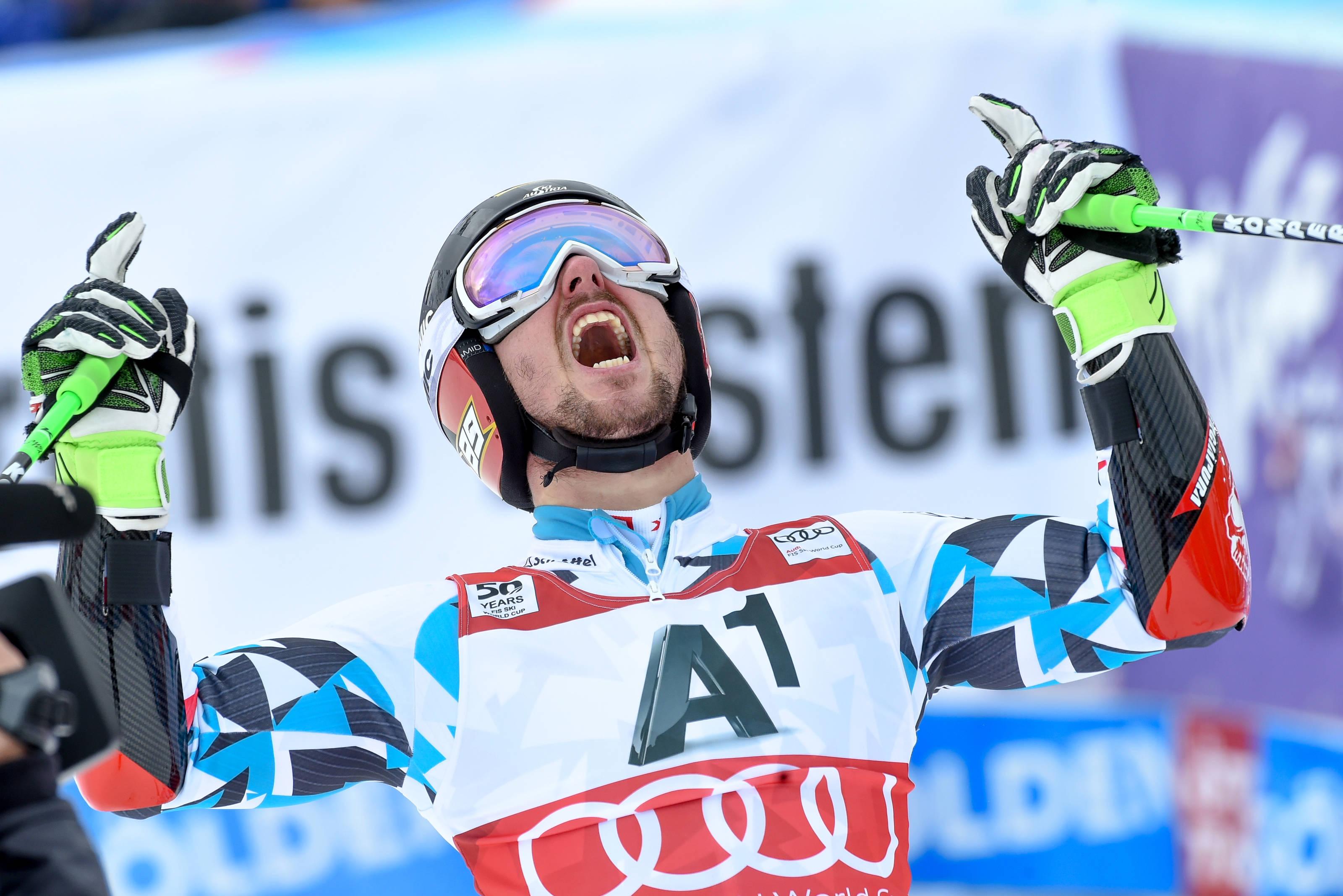 Marcel Hirscher no estará en Soelden, donde el año pasado acabó el gigante en la segunda plaza por detrás de Alexis Pinturault