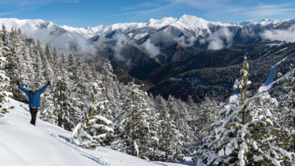 El forfait de Ski Andorra accede a más de 300 km de pistas