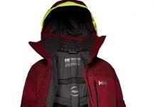 La nueva chaqueta de Helly Hansen ventila al igual que un aire acondicionado