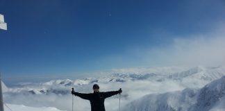 Peyragudes está rodeado de cimas de tres mil metros y goza de unas vistas panorámicas excepcionales