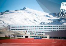 El novedoso centro de formación de esquí y snowboard se ubica en el CAR de la estación granadina