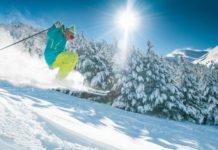 La estación de Cerler destaca por su gran calidad de pistas y nieve