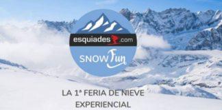 La feria Esquiades SnowFun aúna la nieve y el esquí