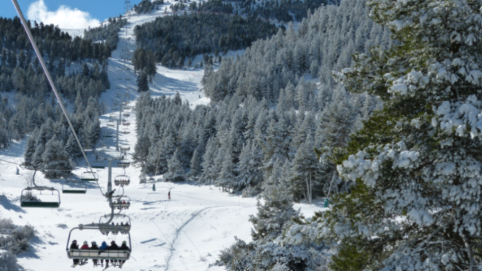 Masella, cincuenta años de historia con la nieve